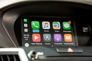 2018-2019 Acura TLX Sedan Infotainment System