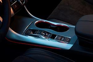 2018-2019 Acura TLX Sedan Central Console