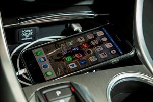 2018-2019 Acura TLX Sedan Aux Controls