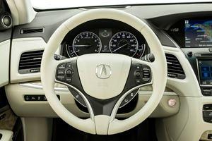 2018 Acura RLX Sport Hybrid Steering Wheel