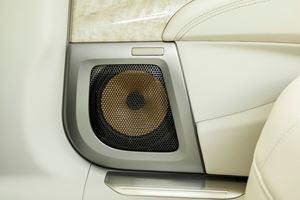 2018 Acura RLX Sport Hybrid Speaker