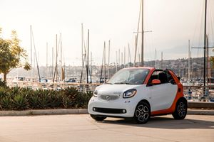 2018 smart fortwo electric drive cabrio Review