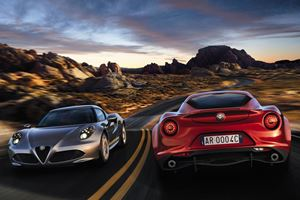 Alfa Romeo Now Wants A Hot New 4C To Top The Giulia Quadrifoglio As King