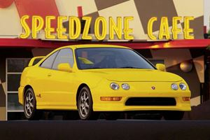 The Acura Integra Was The Sports Car To Have In The Late '90s