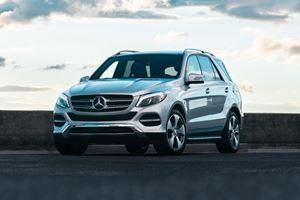 2018 Mercedes-Benz GLE SUV Plug-in Hybrid Review