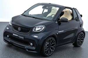 Limited Edition Brabus ForTwo Sunseeker Inspired By Luxury Yachts