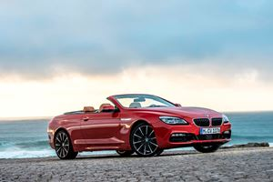 2018 BMW 6 Series Convertible Review
