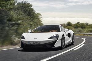 McLaren 570GT Gets Sportier With Upgrade