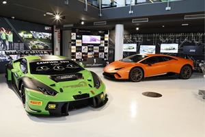 Lamborghini Museum Had A Record Number Of Visitors Last Year