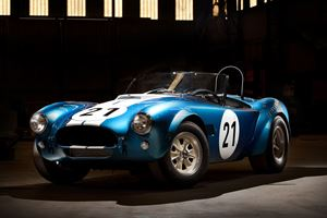 This Shelby Cobra Continuation Car Is Named After A Racing Legend
