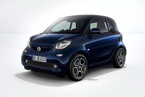Smart Fortwo Celebrates 10 Years In America With New Special Edition