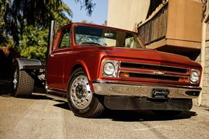 Custom Chevy Pickup From Fast & Furious Sells On Ebay For A Bargain