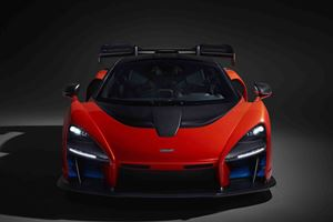 Find Out What Makes The McLaren Senna So Special