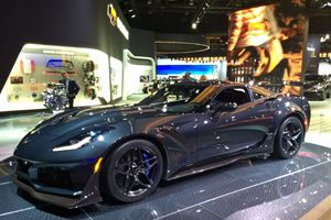 Chevrolet Corvette ZR-1 May Not Be The Ultimate C7