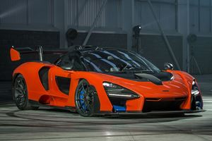 Watch The McLaren Senna Burn Some Rubber In Its Video Debut