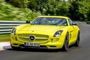 Mercedes-AMG Set To Launch Electric Performance Cars