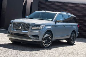 Lincoln Wins North American Truck Of The Year For The First Time