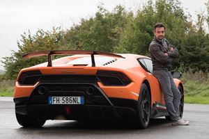 Lamborghini Huracan Performante Gets The Grand Tour Treatment