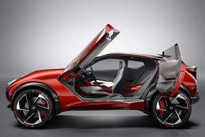 Nissan Europe Says These Are Its 15 Most Significant Designs In 15 Years
