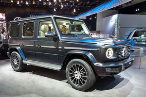 2018 Mercedes G-Class First Look Review: The Perfect Sequel