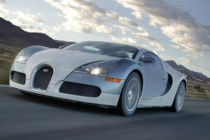 What's It Like Crashing A Bugatti Veyron At 248 MPH?