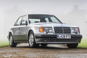 Rowan Atkinson Auctioning Two Super Sedans From Personal Collection