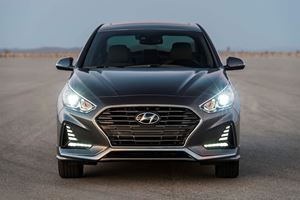 New Hyundai Sonata Is One Of The Safest Car On The Road