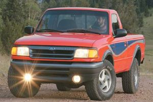 This 1993 Ford Ranger Review Will Get You Pumped For The New One