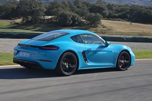 2018 Porsche 718 Boxster And 718 Cayman GTS First Drive Review: The Perfect Sports Car Set