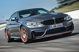 This Is How A Dozen BMW M4 GTS Owners Party At The Nurburgring