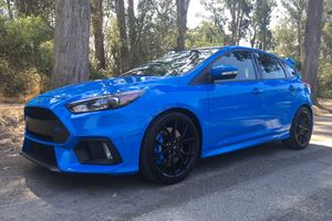 2018 Ford Focus RS Review: Even BMW M Can Learn From Ford