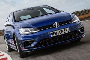 The Guy Who Owns A Garage Full Of Supercars Drives The VW Golf R