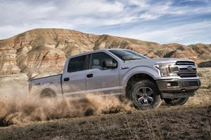 America's Military Members Choose Ford F-150 As Favorite Vehicle