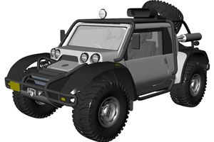 SCG Is Dead Serious About Building This Modern Day Baja Boot