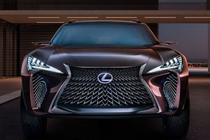 Production-Spec Lexus UX Could Debut This Spring