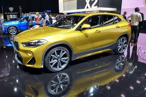 The BMW X2 Is Just The Beginning Of A Design Reboot