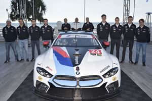 This BMW M8 GTE Is The Racing Version Of The Upcoming M8 Road Car