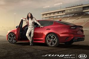 Kia Stinger Super Bowl Ad Shows Steven Tyler Finding His Youth