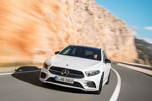 Mercedes-Benz A-Class Coming To America With New, More Potent Engine
