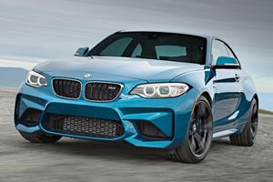 BMW M2 Gran Coupe Coming With 365-HP To Rival The RS3