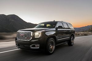 Callaway Pumps Up The GMC Yukon Denali To 560 HP