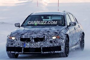 Here's Our Best Look Yet At The Brand New BMW M3