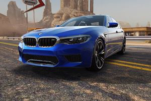 Drive The New BMW M5 On Your Phone In Need For Speed No Limits