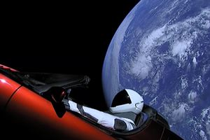 Radiation Will Obliterate Musk's Tesla Roadster Within A Year