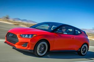 2019 Hyundai Veloster First Look Review: Three Doors And All The Fun