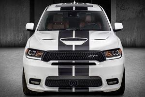 Dodge Durango SRT Spiced Up With Mopar Performance Parts