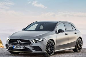 Mercedes A-Class To Spawn 8 New Models