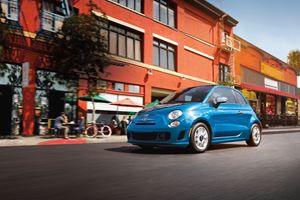 2018 Fiat 500 Is Going All Turbo, All The Time