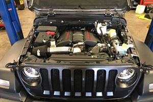 Bruiser Conversions Will Crank Your New Wrangler Up To 450 Horsepower