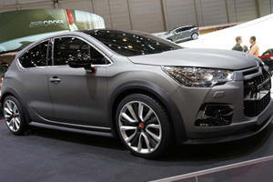 Citroen DS4 Racing Concept is One Serious Hot Hatch